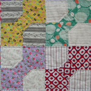 from Q Is for Quilter