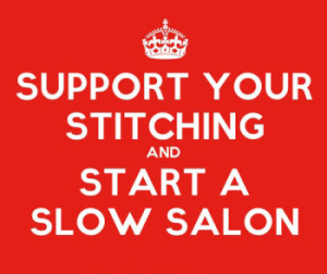 Learn More about the Slow Stitch Movement