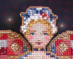 needlepoint face